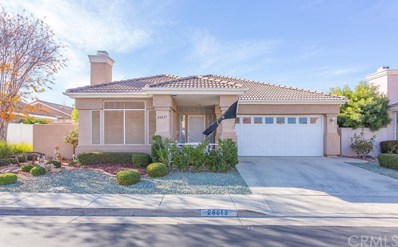 26815 China Drive, Menifee, CA 92585 - MLS#: SW19283344