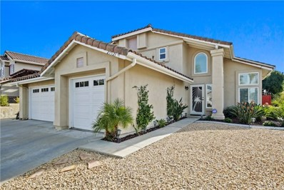 25521 Cliffrose Drive, Murrieta, CA 92563 - MLS#: SW19286031