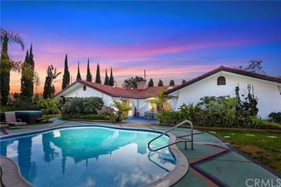 260 Calle Linda, Fallbrook, CA 92028 - MLS#: SW20001034