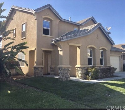 13335 Crabapple Street, Moreno Valley, CA 92553 - MLS#: SW20003164