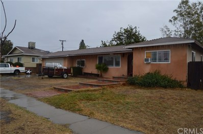9847 Olive Street, Bloomington, CA 92316 - MLS#: SW20008279
