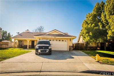 619 Deardorff Drive, Hemet, CA 92544 - MLS#: SW20010021