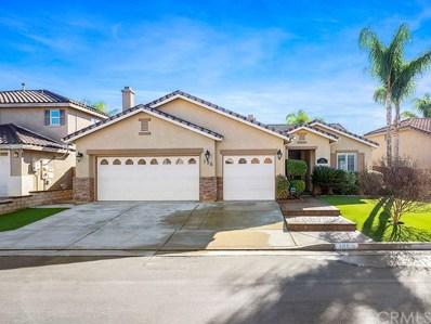 196 Caldera Lane, Hemet, CA 92545 - MLS#: SW20010565