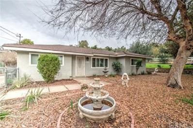 4655 La Canada Road, Fallbrook, CA 92028 - MLS#: SW20013833