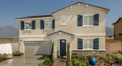 14968 Capstone Street, Fontana, CA 92336 - MLS#: SW20015720