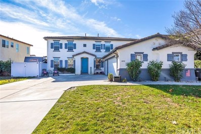 28581 Windridge Drive, Menifee, CA 92584 - MLS#: SW20016371