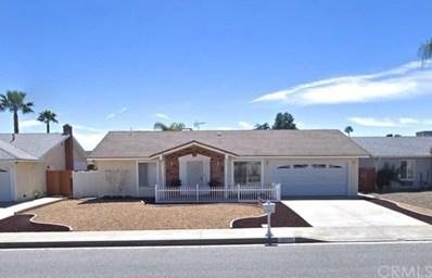 26131 Chambers Avenue, Sun City, CA 92586 - MLS#: SW20023760