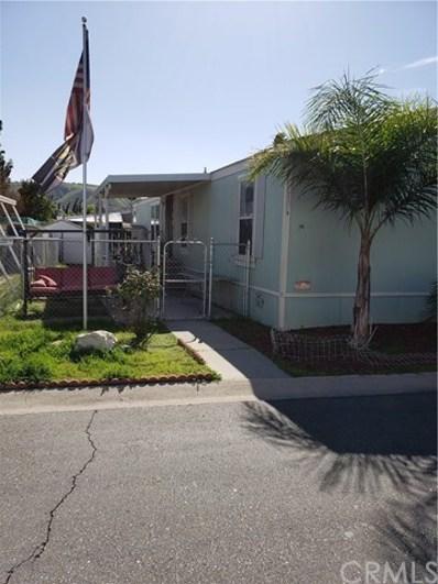 3883 Buchanan Street UNIT 136, Riverside, CA 92503 - MLS#: SW20024487