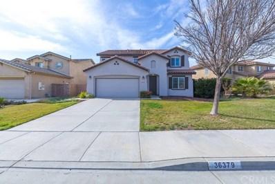 36379 Sicily Lane, Winchester, CA 92596 - MLS#: SW20025998