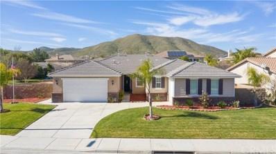 27841 Lake Ridge Drive, Menifee, CA 92585 - MLS#: SW20031206