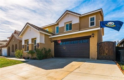 1814 Hawthorne Street, San Jacinto, CA 92583 - MLS#: SW20033194