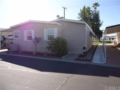 5001 W Florida Avenue UNIT 172, Hemet, CA 92545 - MLS#: SW20033271