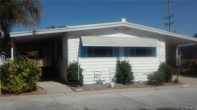 27701 Murrieta Road UNIT 168, Menifee, CA 92586 - MLS#: SW20034303