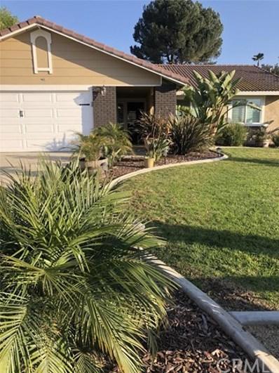 1295 Versailes Cir., Riverside, CA 92506 - MLS#: SW20037259
