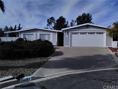 24387 Combine Circle, Wildomar, CA 92595 - MLS#: SW20037606