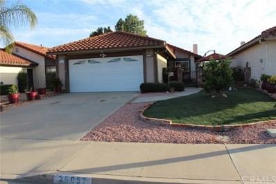 26057 Sunnywood Street, Menifee, CA 92586 - MLS#: SW20038239