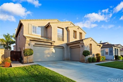 34582 Shallot Drive, Winchester, CA 92596 - MLS#: SW20038618