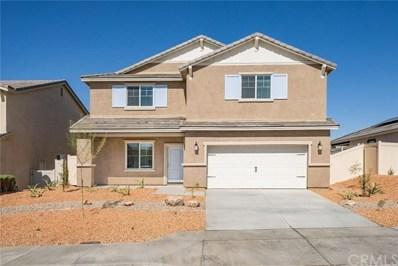 16746 Desert Willow Street, Victorville, CA 92394 - MLS#: SW20049434
