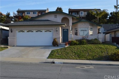 172 Irish Way, Pismo Beach, CA 93449 - MLS#: SW20053120