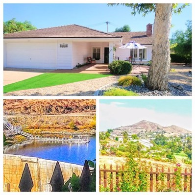 30634 Wood Duck Place, Canyon Lake, CA 92587 - MLS#: SW20054088