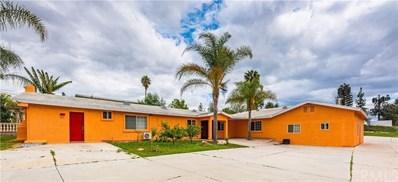 10244 Hedrick Avenue, Riverside, CA 92503 - MLS#: SW20058154