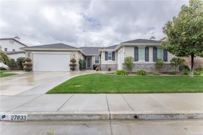 27833 Pointe Breeze Drive, Menifee, CA 92585 - MLS#: SW20058679