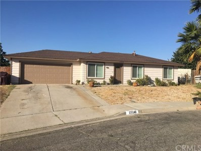 27240 La Prada Way, Menifee, CA 92586 - MLS#: SW20059736
