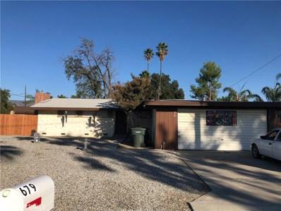 679 S Hewitt Street, San Jacinto, CA 92583 - MLS#: SW20061149