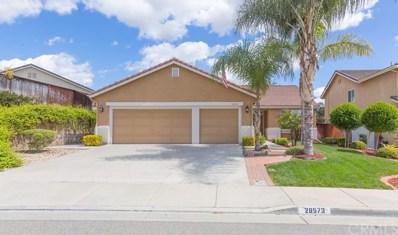 28573 Maplewood Drive, Menifee, CA 92584 - MLS#: SW20065457