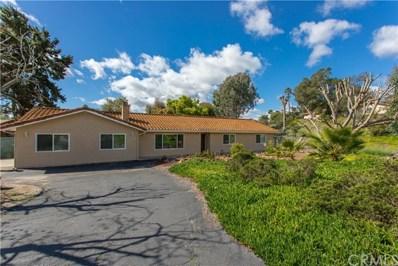 1241 Joy Road, Fallbrook, CA 92028 - MLS#: SW20066754