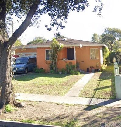1437 Magnolia Avenue, Santa Ana, CA 92707 - MLS#: SW20073560