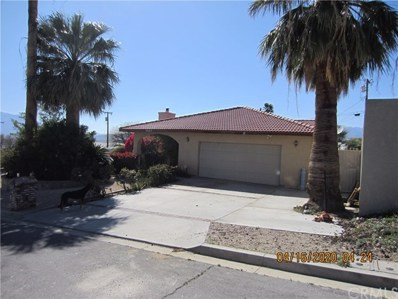 9647 San Felipe Road, Desert Hot Springs, CA 92240 - MLS#: SW20077691