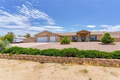 58159 Lisbon Drive, Yucca Valley, CA 92284 - #: SW20132716