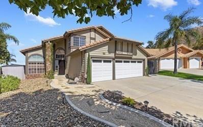 11445 Summer Green Court, Moreno Valley, CA 92557 - MLS#: SW20150946