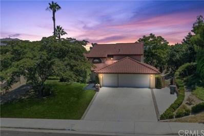 6818 Shadowood Street, Riverside, CA 92506 - MLS#: SW20158269