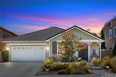 26421 Flaxleaf Drive, Menifee, CA 92584 - MLS#: SW20160107