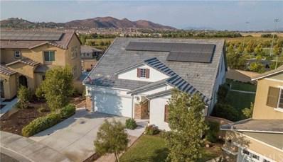 30516 Falcon Nest Drive, Menifee, CA 92584 - MLS#: SW20196351