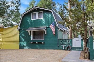 53520 Country Club Drive, Idyllwild, CA 92549 - MLS#: SW20234737