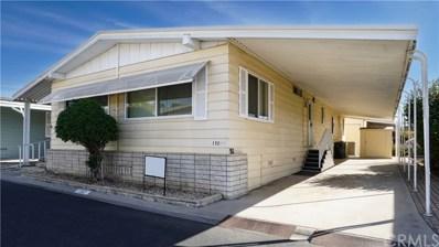 1400 S Sunkist Street UNIT 152, Anaheim, CA 92806 - MLS#: SW21008704