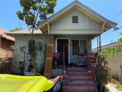 336 S Gless Street, Los Angeles, CA 90033 - MLS#: SW21027246