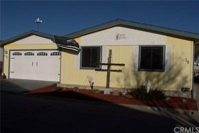 27250 Murrieta Road UNIT 35, Menifee, CA 92586 - MLS#: SW21033631