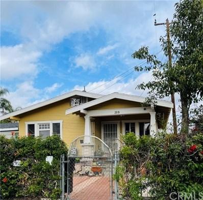 318 N Sabina Street, Anaheim, CA 92805 - MLS#: SW21035313
