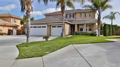 325 Clydesdale Court, San Jacinto, CA 92582 - MLS#: SW21035805