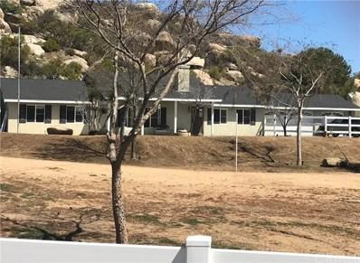 48550 Wild Horse Circle, Aguanga, CA 92536 - MLS#: SW21057128