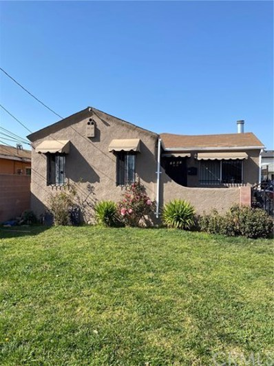 3667 W 110th Street, Inglewood, CA 90303 - MLS#: SW21060946