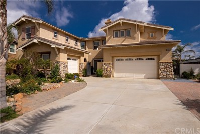16904 Ridge Cliff Drive, Riverside, CA 92503 - MLS#: SW21075204