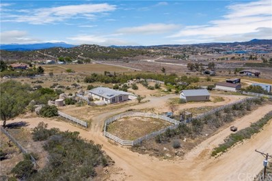 43355 Cowboy Country, Aguanga, CA 92536 - MLS#: SW21092283