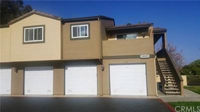 5045 Los Morros Way UNIT 83, Oceanside, CA 92057 - MLS#: SW21095410