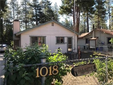 1018 Anita Avenue, Big Bear, CA 92314 - MLS#: SW21121735