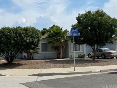 2426 Antigua Court, Hemet, CA 92545 - MLS#: SW21141396